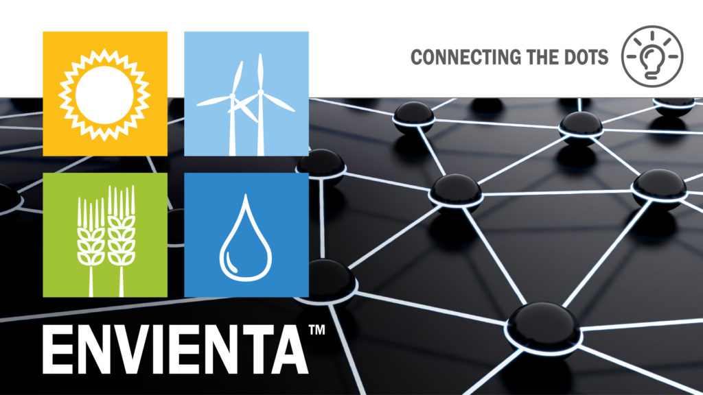 ENVIENTA - Connecting the dots