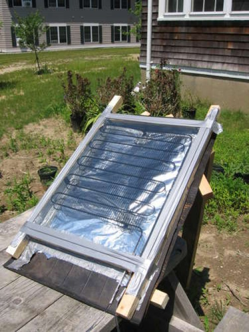 8 completely awesome diy home energy projects low cost solar water heater solutioingenieria Image collections