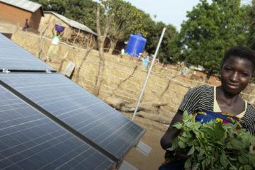small scale solar
