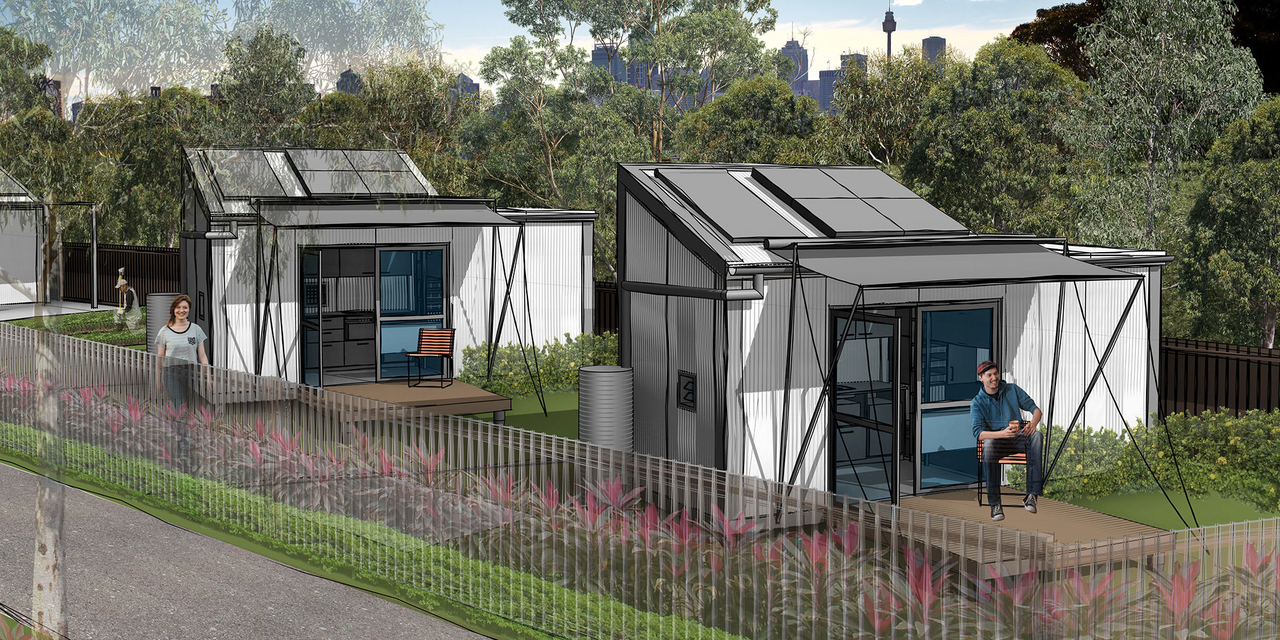 Australia 39 S First Tiny Home Project Approved For Nsw Homeless