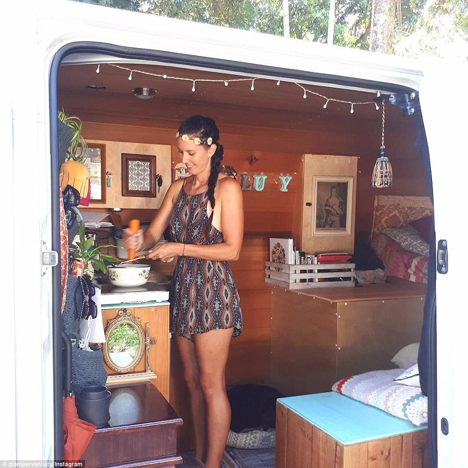 australian millenials live in vans instead of renting. Black Bedroom Furniture Sets. Home Design Ideas
